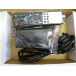 16 Channel H.264 Stand Alone CCTV DVR Fitted 1500GB (1.5TB) HDD support  Smart Phone Access and Remote Control Black